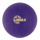 "8.5"" Purple Olympia Playground Balls - Set of 6"