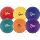 "Olympia 8.5"" Playground Balls - Set of 6"