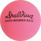 Spalding Hi-Bounce Balls - Set of 6