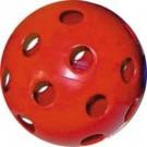 "12"" Red Fun Ball® Softballs - Case of 100"
