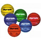 Olympia Junior Basketball - Set of 6 (1 of Each Color)  by