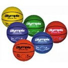 Official Sized Colored Basketball (Set of 6, One of Each Color) by