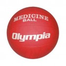 2 Kilo ( 4 - 5 lbs. ) Rubber Medicine Ball (Set of 2)