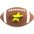 Champion Sports Intermediate Rubber Football