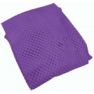 "36"" Mesh Ball Tote - Purple (Set of 5)"