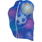 "36"" x 24"" Blue Mesh Bags - Set of 5"
