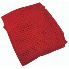 "36"" Mesh Ball Tote - Red (Set of 5)"