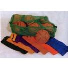 """36"""" Athletic Mesh Duffel Bag - Orange (Set of 2)"""