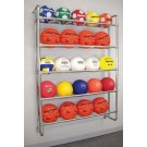 Wall Ball Rack
