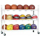 30 Basketball Heavy Duty Cart