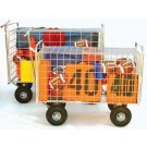 "51"" x 41"" x 24"" All Terrain Equipment Cart"