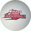 Mikasa Official Dodgeballs - Set of 2