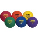 "10"" Rhino Poly Playground Balls - Set of 6"
