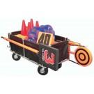 Jumbo Heavy Duty Football Cart by