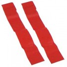 Replacement Red Flag Football Flags - 3 Sets of 12 Pairs (36 Pair Total)