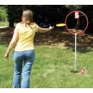 "1 Hole Outdoor 40"" Hoop Disc Toss Target Game"