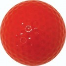 Red Golf Balls (4 Sets of 12, Total of 48)