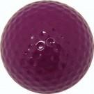 Purple Golf Balls (4 Sets of 12, Total of 48)