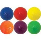 Colored Golf Balls - 1 Dozen