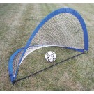 "Extreme Soccer Pop-Up Goals with 72""W x 42""H x 42"" Base - 1 Pair"