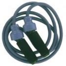 4 Pound Blue Deluxe Weighted Jump Rope