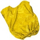 Youth Yellow Mesh Game Vests - Set Of 6