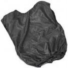 Youth Black Mesh Game Vests - Set Of 6