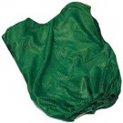 Adult Green Mesh Game Vests - Set Of 6