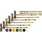 Deluxe Croquet Set for 6 Players
