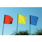 Individual Cross Country Course Flag with Pole (Set of 3)