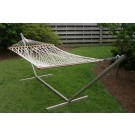 Castaway Rope Hammock with Stand by
