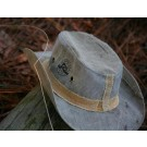 The Real Deal Recycled Tarp Hat (Medium)