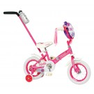 "Schwinn 12"" Girl's Petunia Steerable Bicycle / Bike (Pink)"