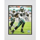 "Jevon Kearse ""2004 / 2005 Action Running"" Double Matted 8"" X 10"" Photograph (Unframed - Eggshell White Outside Matte / Black Interior Matte)"