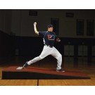 4' Wide Collegiate Pitching Mound - Clay colored Turf