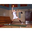 Jennie Finch Softball Pitching Mat - Full Length 3'x10' with Power Line from ProMounds