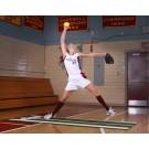 Jennie Finch Pitching Lane Pro 3' x 10' for Softball by ProMounds