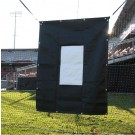 ProMounds Baseball / Softball Vinyl Pitching Aid Backdrop