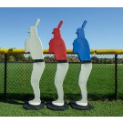ProMounds Designated Hitter Baseball Pitching Aid - Professional Size