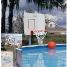 Wing-It Water Basketball Hoop Game for Above Ground Swimming Pools by Pool Shot