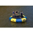 Bongo 13' Water and Land Trampoline Bounce Platform by