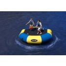 Bongo 10' Water and Land Trampoline Bounce Platform by