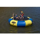 Bongo 15' Water and Land Trampoline Bounce Platform by