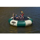 Northwood's Bongo 15' Water and Land Trampoline Bounce Platform by