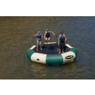 Northwood's Bongo 13' Water and Land Trampoline Bounce Platform by
