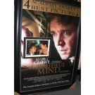 """Russell Crowe """"A Beautiful Mind"""" and Jennifer Connelly Dual Autographed 8"""" x 10"""" Custom Framed Photograph into the Movie Poster"""