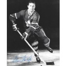 """Allan Stanley Autographed Toronto Maple Leafs 8"""" x 10"""" Photograph Hall of Famer... by"""