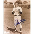 "Andy Pafko Autographed Chicago Cubs 8"" x 10"" Photograph (Unframed)"