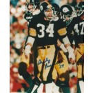 """Andy Russell Autographed Pittsburgh Steelers 8"""" x 10"""" Photograph (Unframed)"""