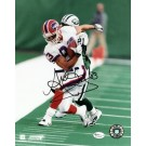 """Andre Reed Autographed Buffalo Bills 8"""" x 10"""" Photograph (Unframed)"""